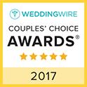 Wedding Wire Couple's choice Award 2017