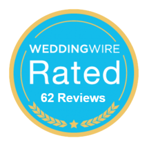 Our wedding reviews on Wedding Wire!